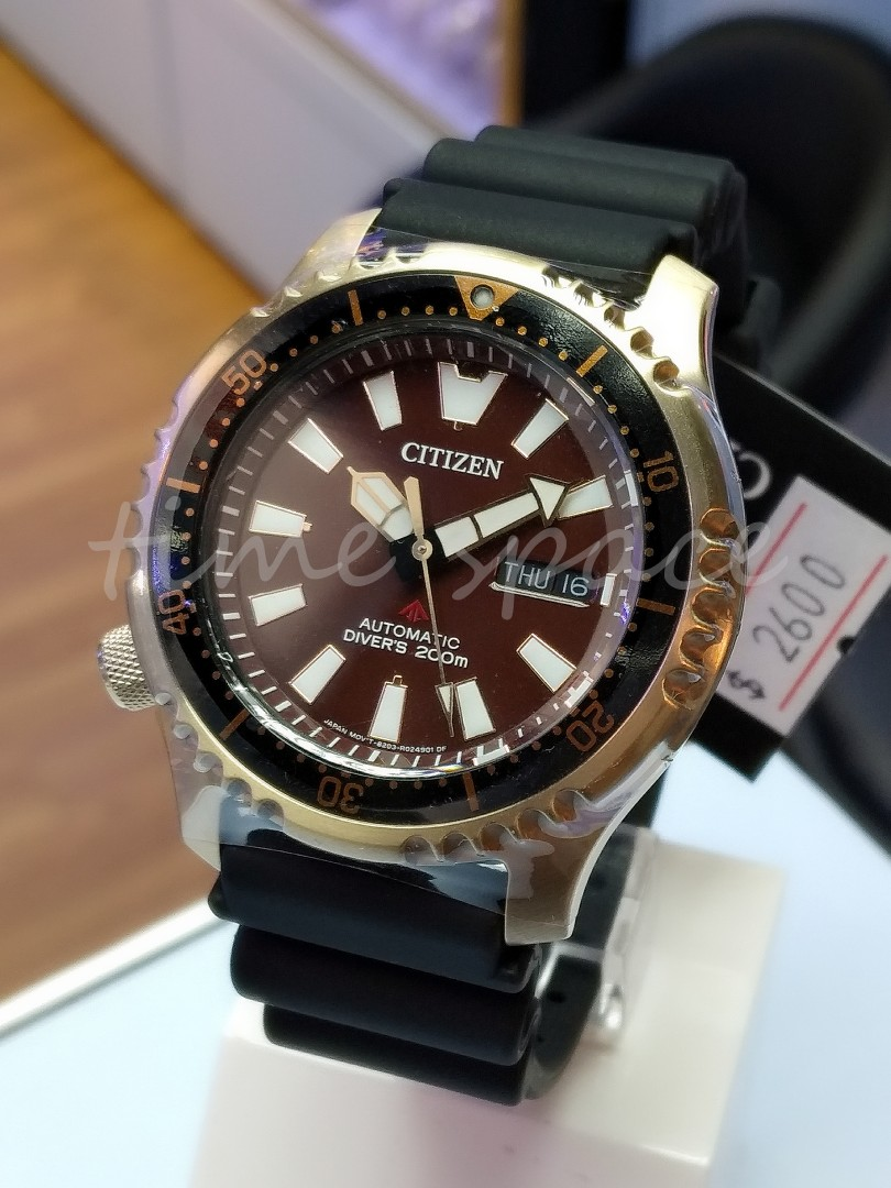 Citizen Promaster Asia Limited Edition Divers 200m Automatic Nh8388 81e Ny0083 14x Luxury Watches On Carousell