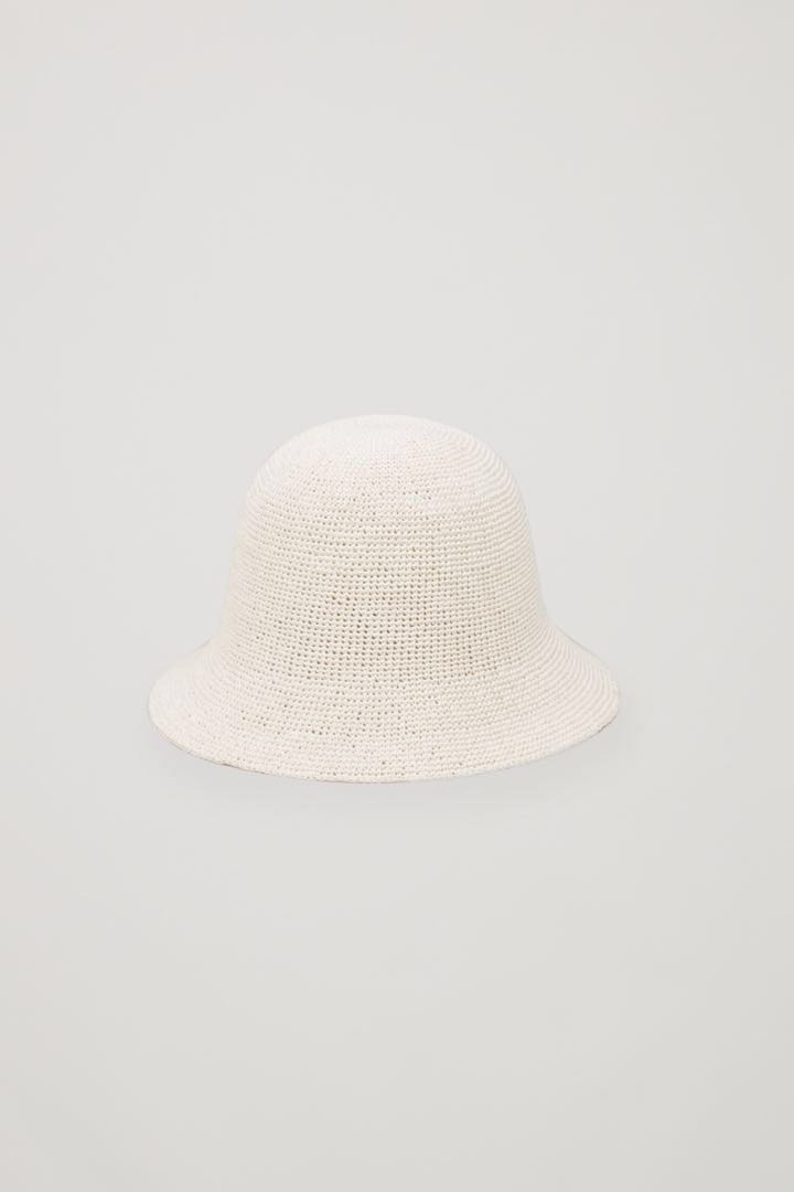 COS Crochet Bucket Hat 39266edd1196