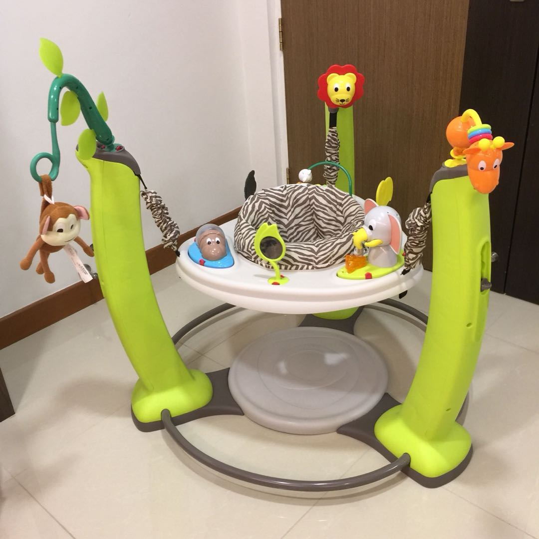 6740d73ebc23 Exersaucer (Like Jumperoo) for babies