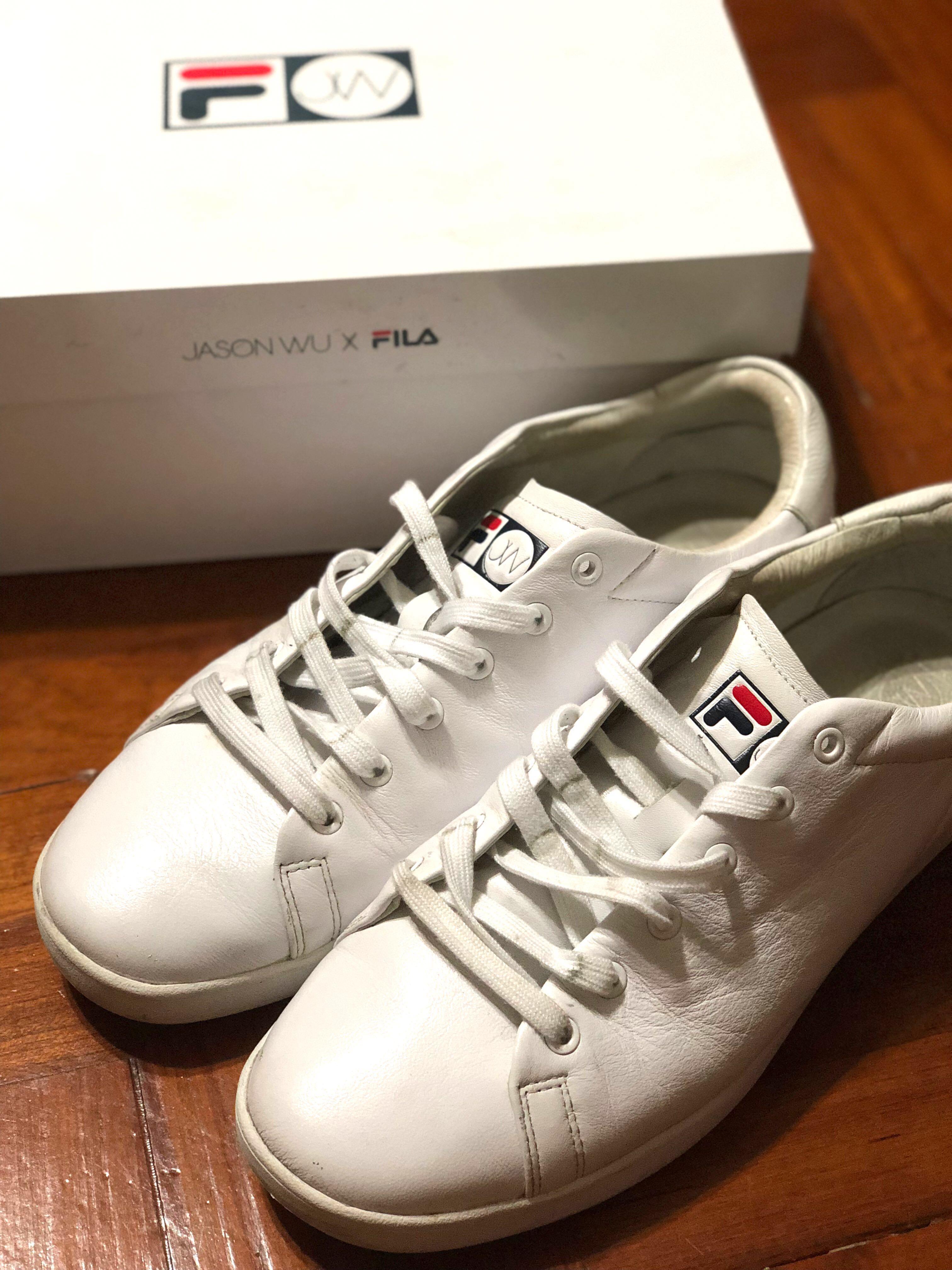00400623e0e6 FILA X Jason Wu Sneakers