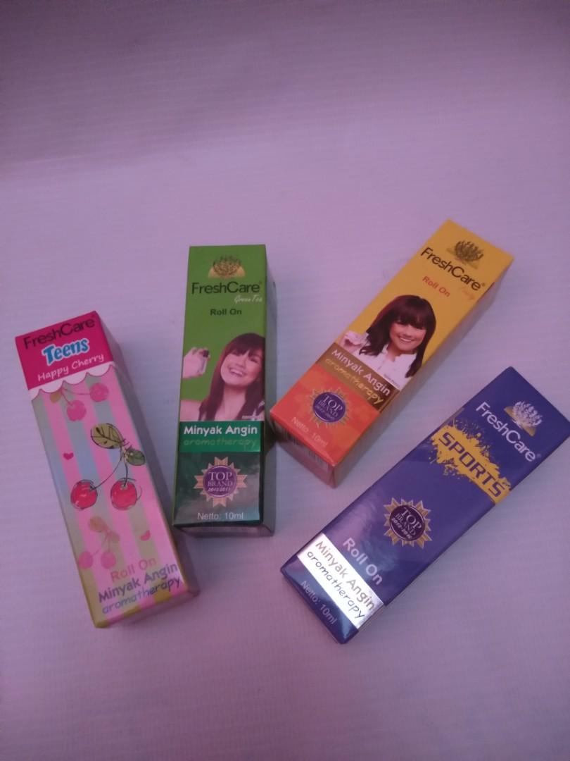 Promo Freshcare Roll On Inhaler Mix Citrus 58 Ml Al Barakah Health Hot Minyak Angin 10 4 Botol Fresh Care Aromatherapy Beauty Perfumes Nail