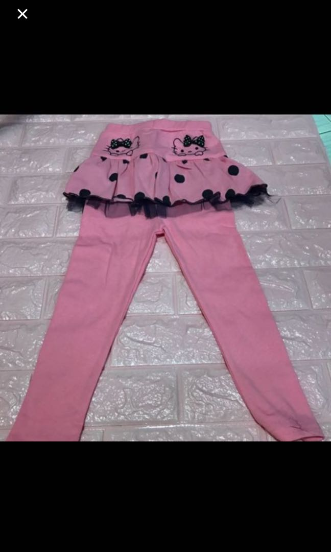3ec59543f Hello kitty Long sleeve pants brand new size for 5-6yrs old, Babies ...