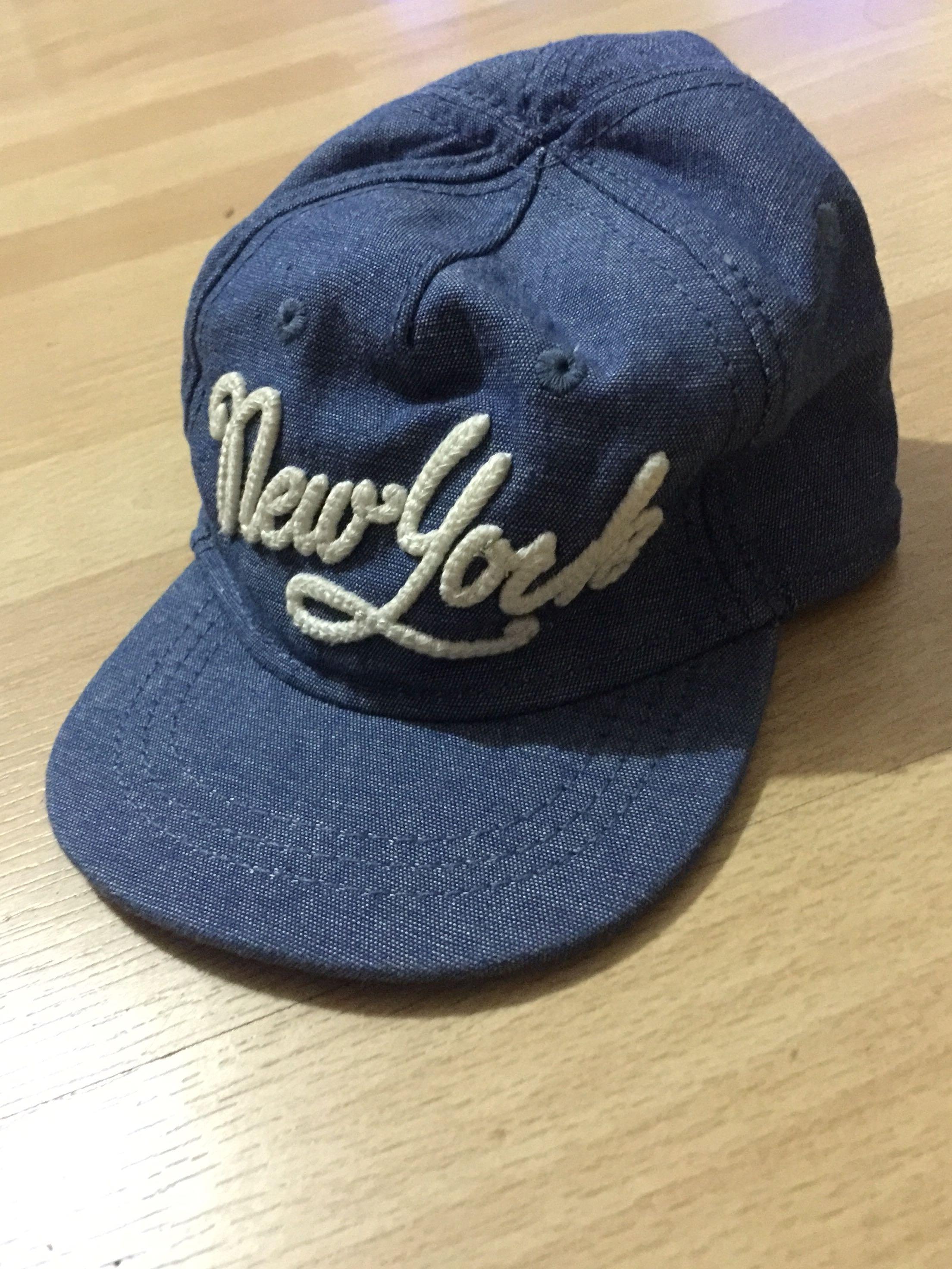 H M baseball cap for babies 4-6 months 37d68474d83