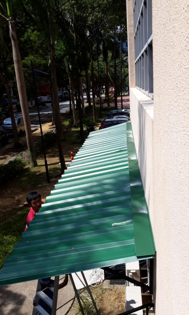 Install New Roof