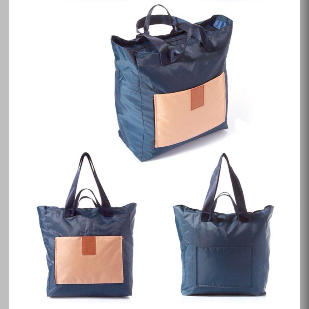 37688ff20e Instock Travel Foldable Bag Waterproof Organizer Luggage Storage ...