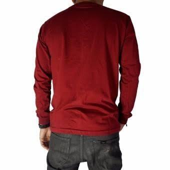 Kaos Polos Bansung Warna Merah Maroon Men S Fashion Men S Clothes