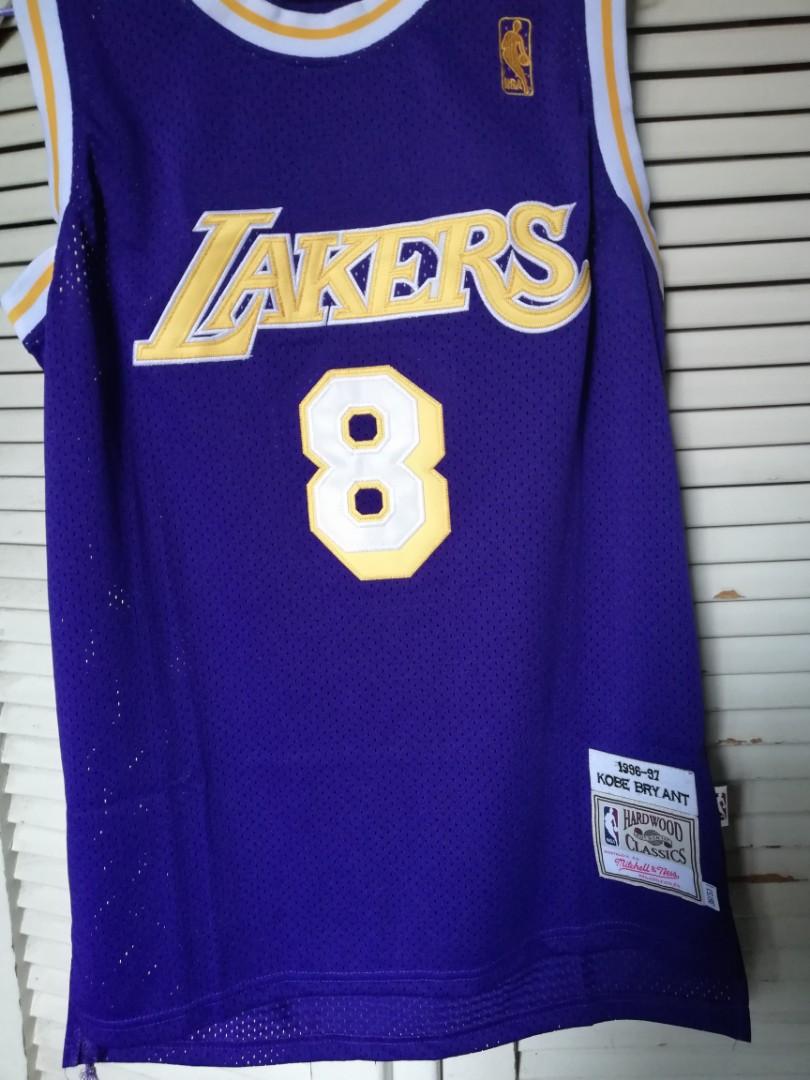 on sale 48ba2 810c8 Kobe Bryant Mitchell and Ness 球員版