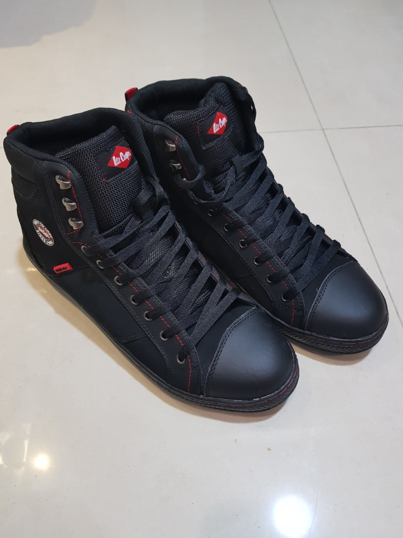 707a9ee2000 Lee Cooper safety shoes / steel toe, Men's Fashion, Footwear, Boots ...