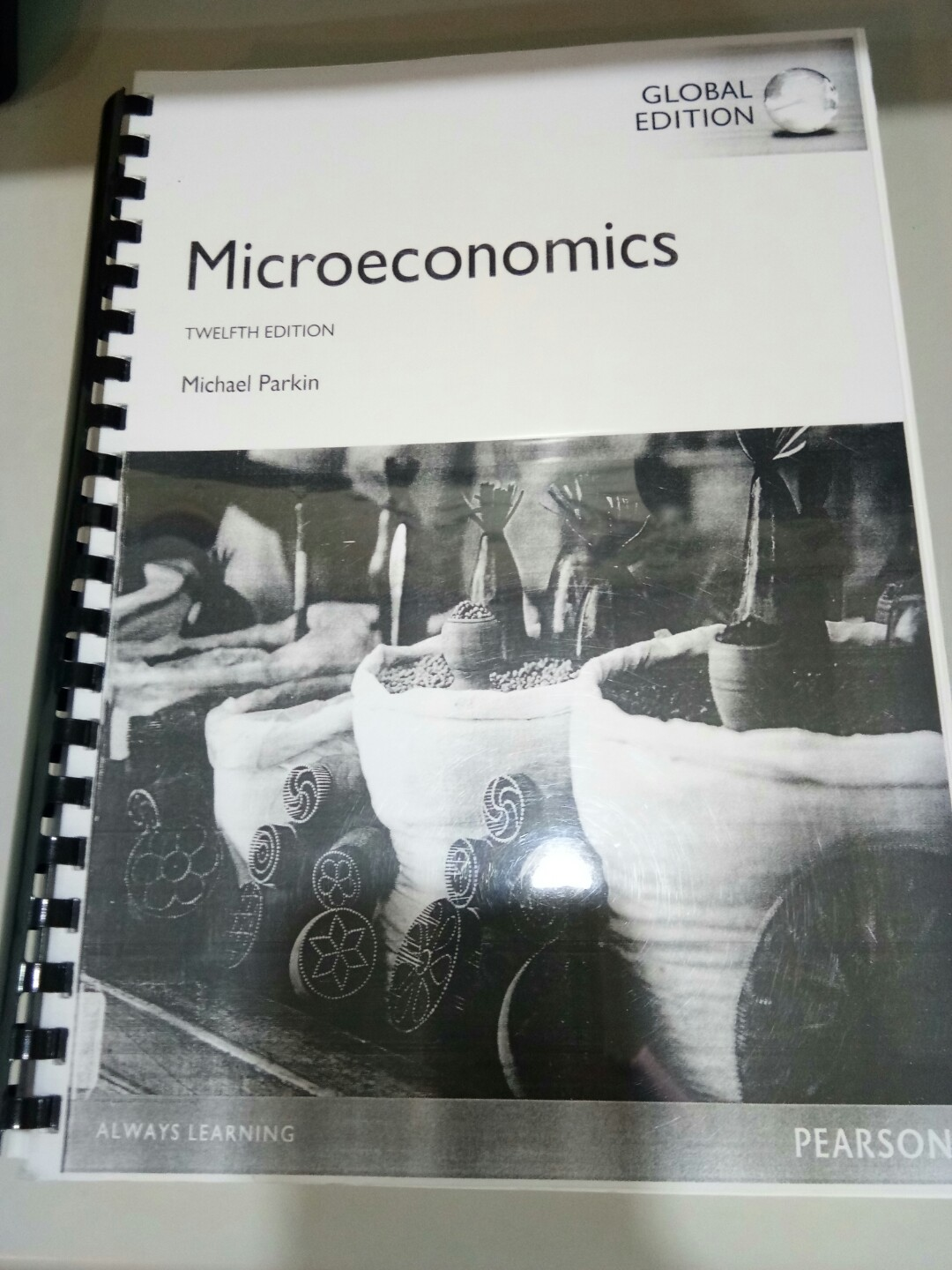Microeconomics Textbook Twelfth Edition Textbooks On Carousell Electronic Circuit Analysis And Design Neamen 3rd