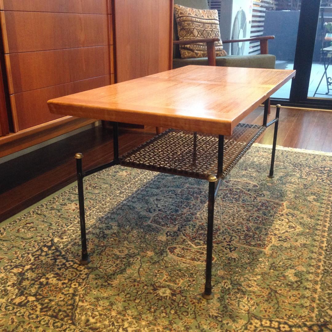 Mid Century Coffee Table.