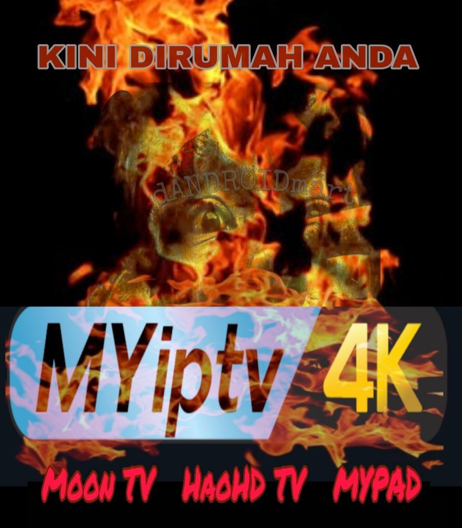MYIPTV / Moon TV / HaoHD tv Subscription & Renewal