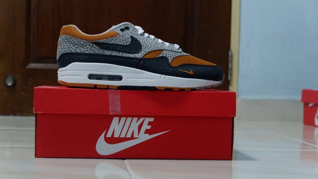 size? EXCLUSIVE Nike Air Max 1 | What The Safari | Danny