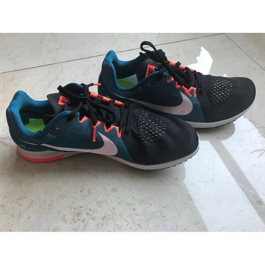 sale retailer 56821 c7cc3 Nike zoom streak LT 3 - Unisex running shoes - racing - Unisex- Mens ...