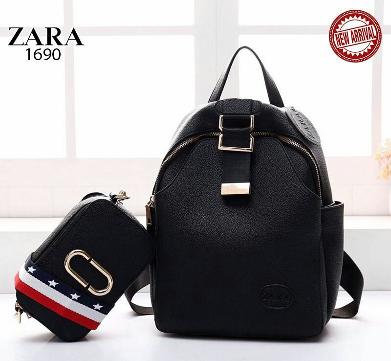 082b0126eb1 Offer!! Semi premium quality ZARA BACKPACK, Women's Fashion, Bags ...