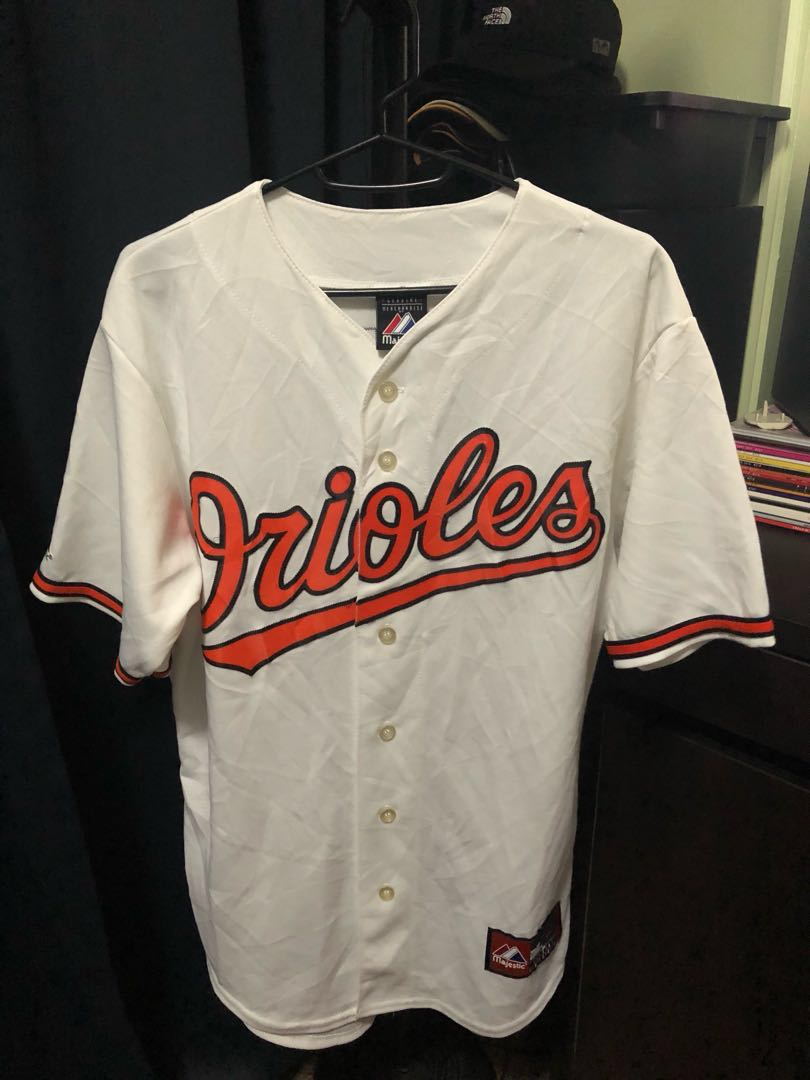 size 40 78ccf f50af Apparel On Baseball Carousell vintage Sports Jersey Orioles ...