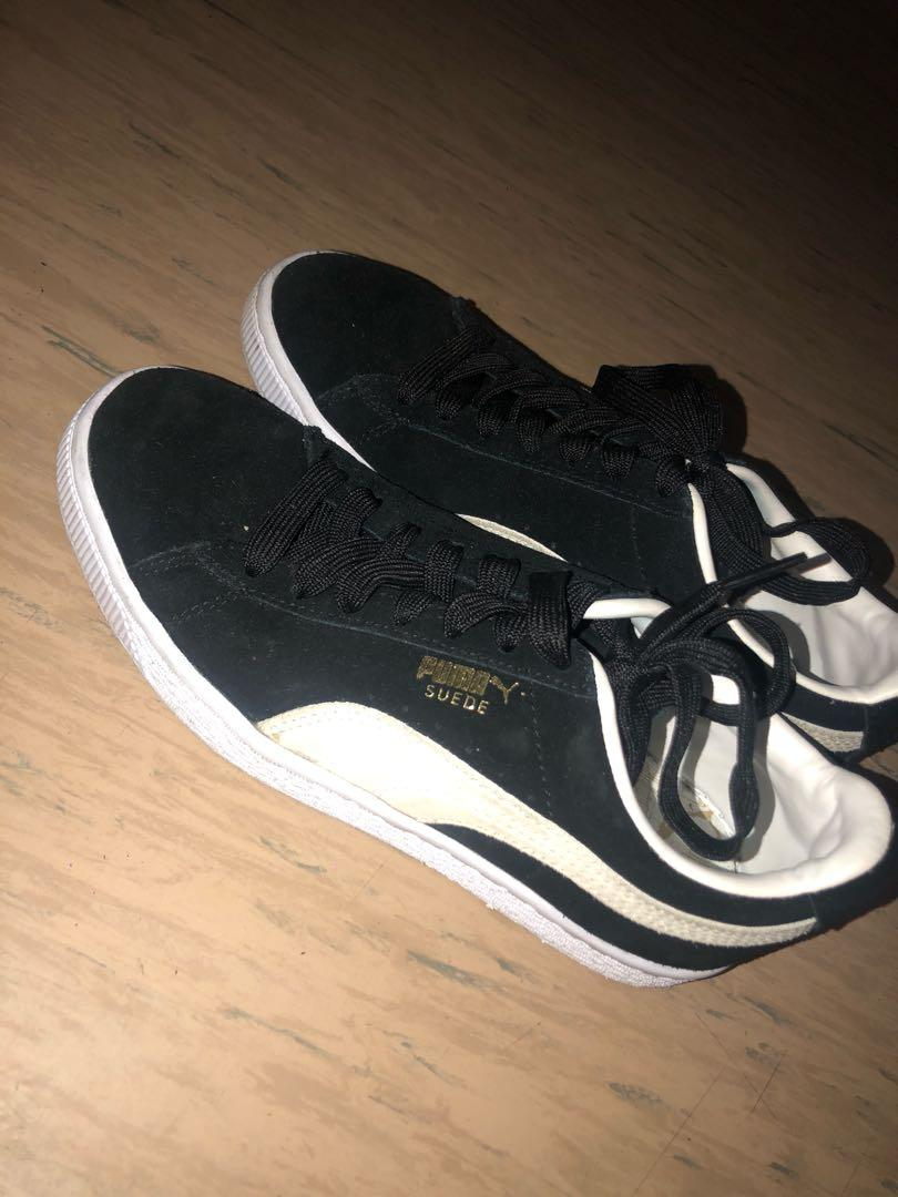 Puma Suede Classic Black