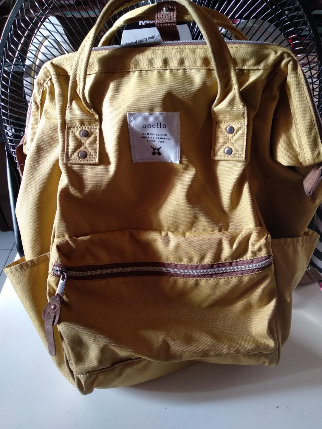Ransel Annello Yellow