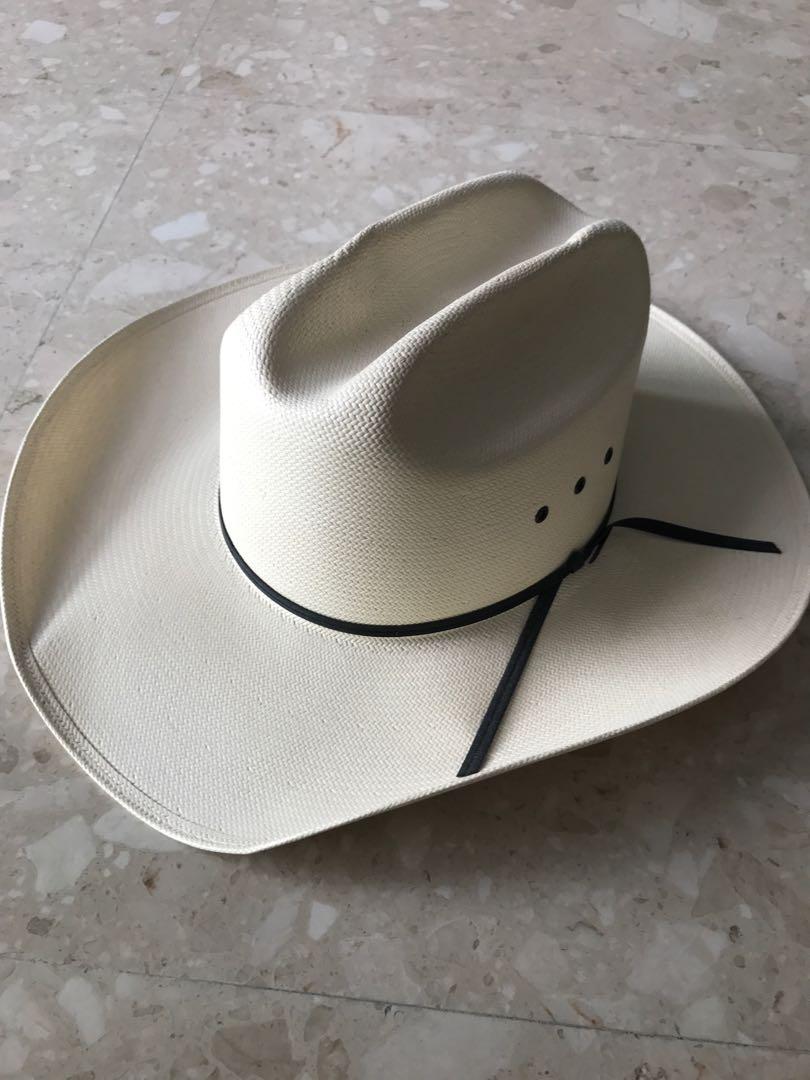 Resistol western cowboy hat size 8 e2139600d151