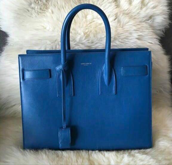 1c44c4389bd Saint Laurent Sac De Jour, Women's Fashion, Bags & Wallets, Handbags ...
