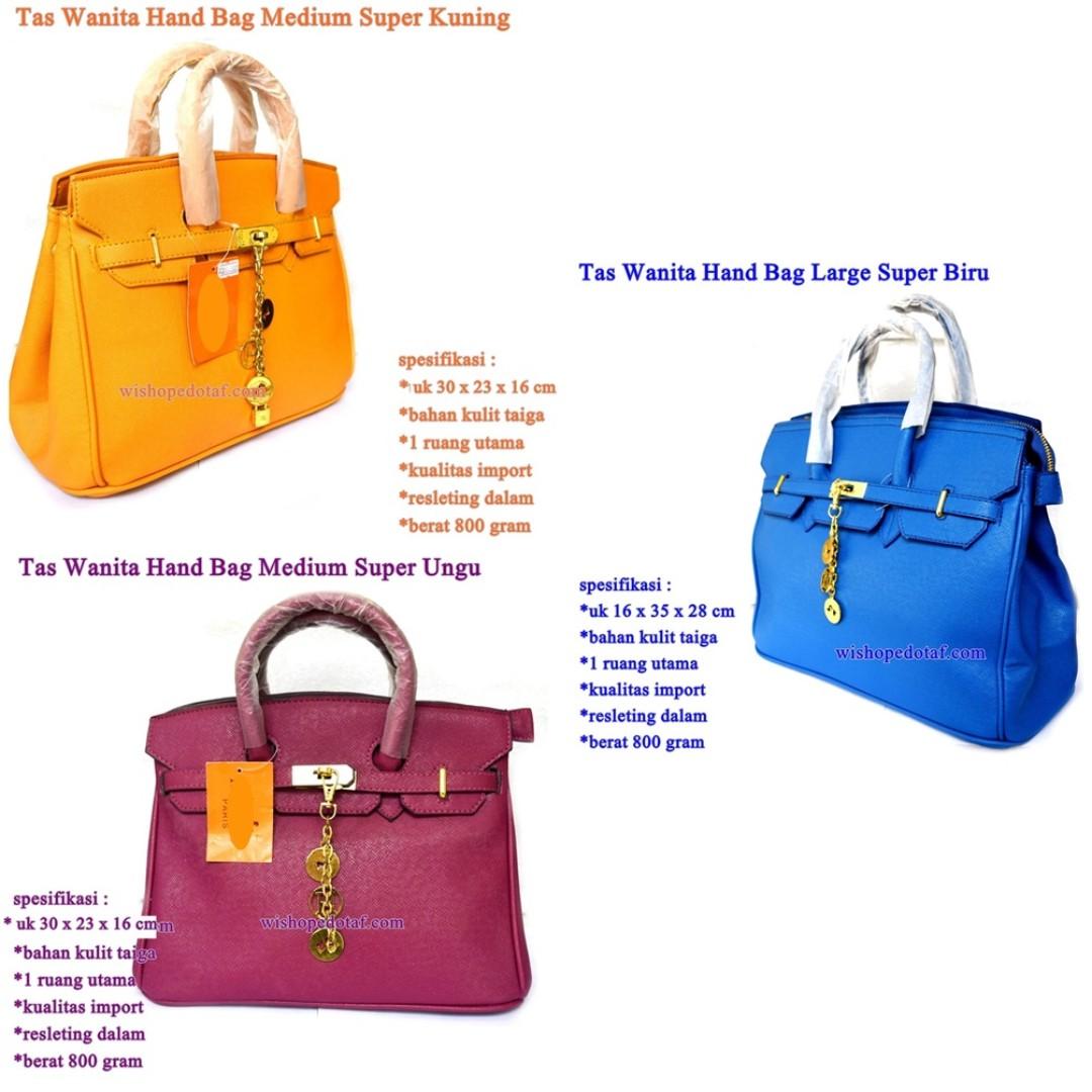 Tas Wanita Handbags Branded Bahan Kulit - Daftar Harga Termurah ... 1dafdfaeef
