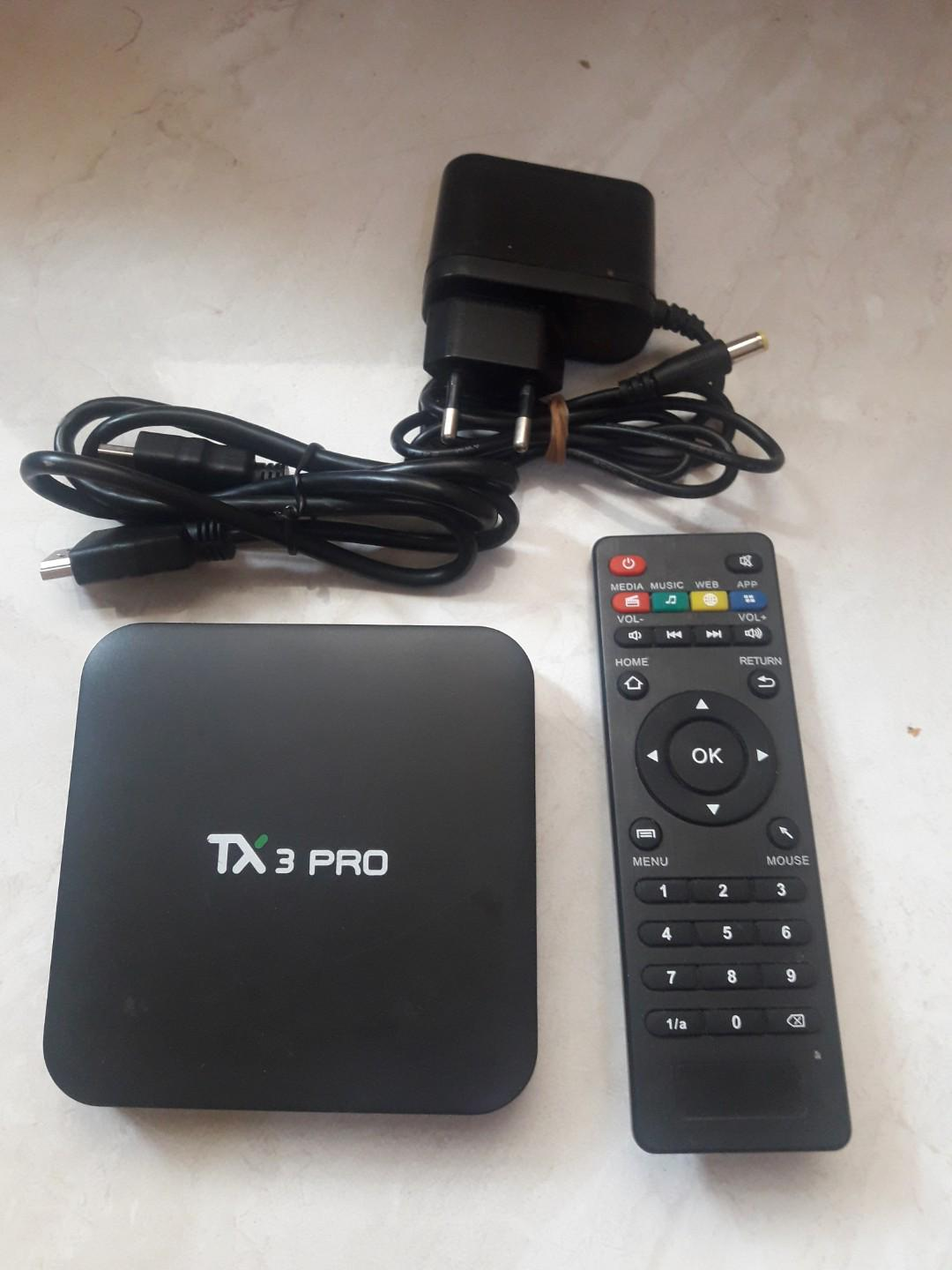 Tx 3 pro smart tv android