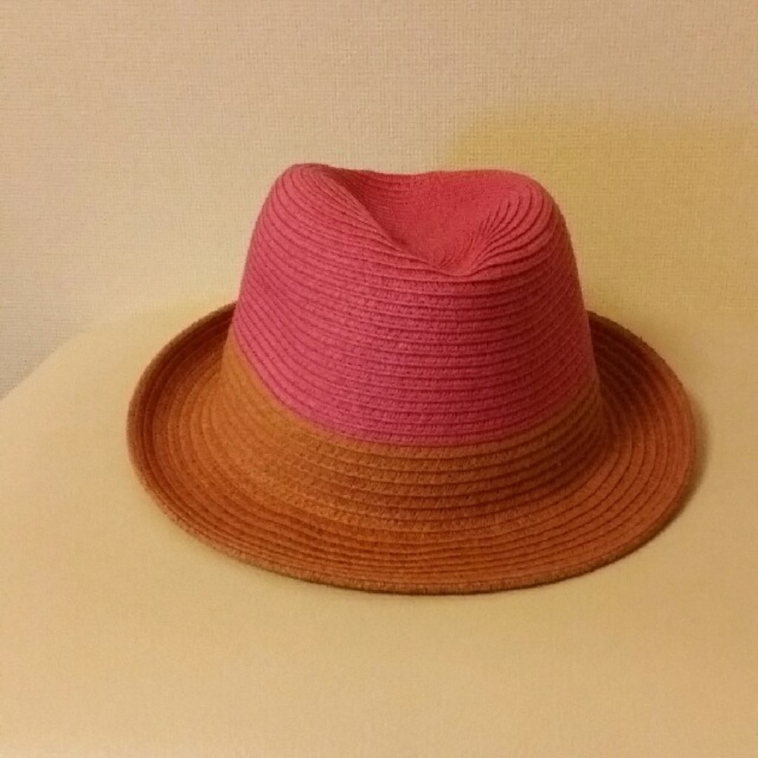 Uniqlo Two-Tone Straw Blade Hat 7517d00262aa