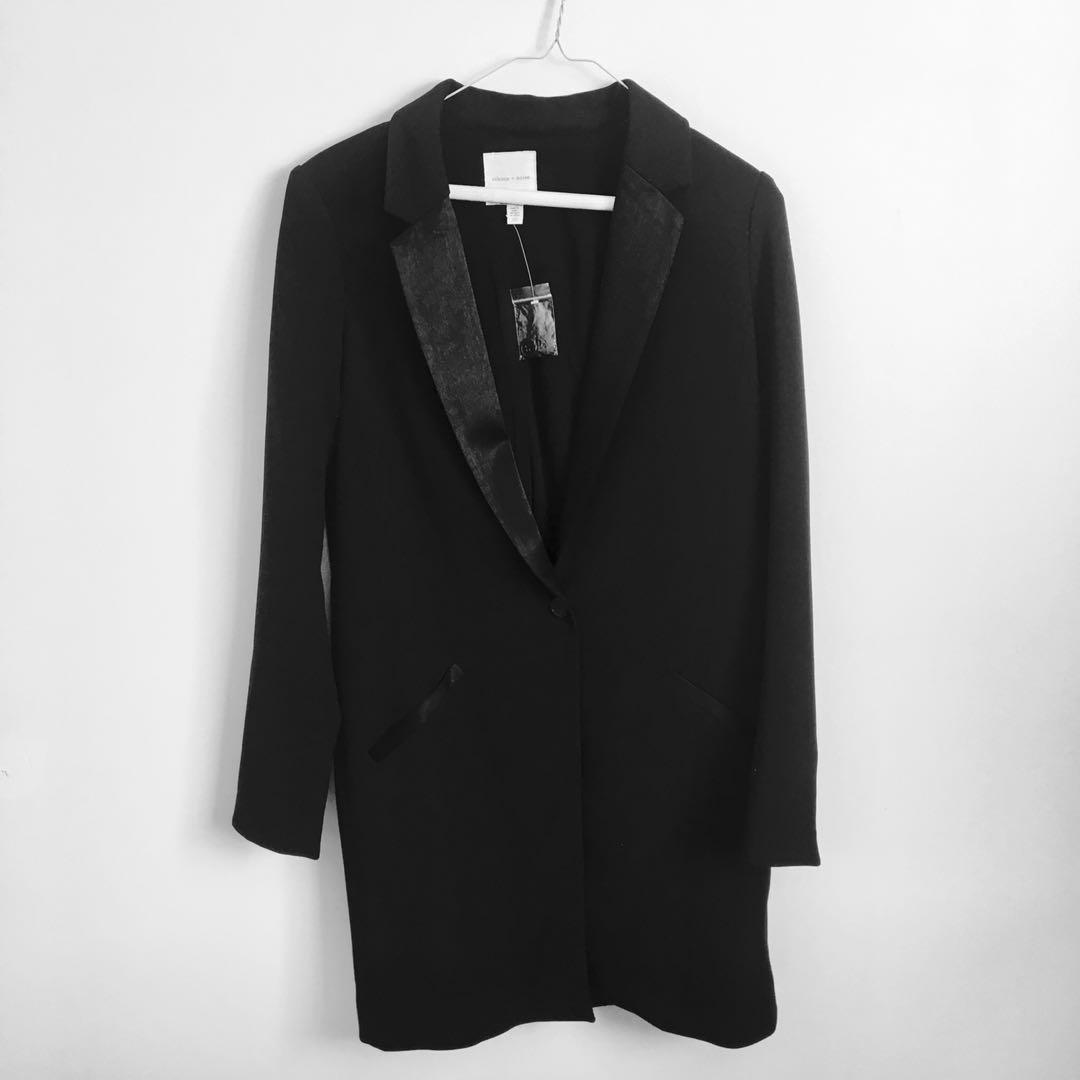 Urban Outfitters Longline Blazer