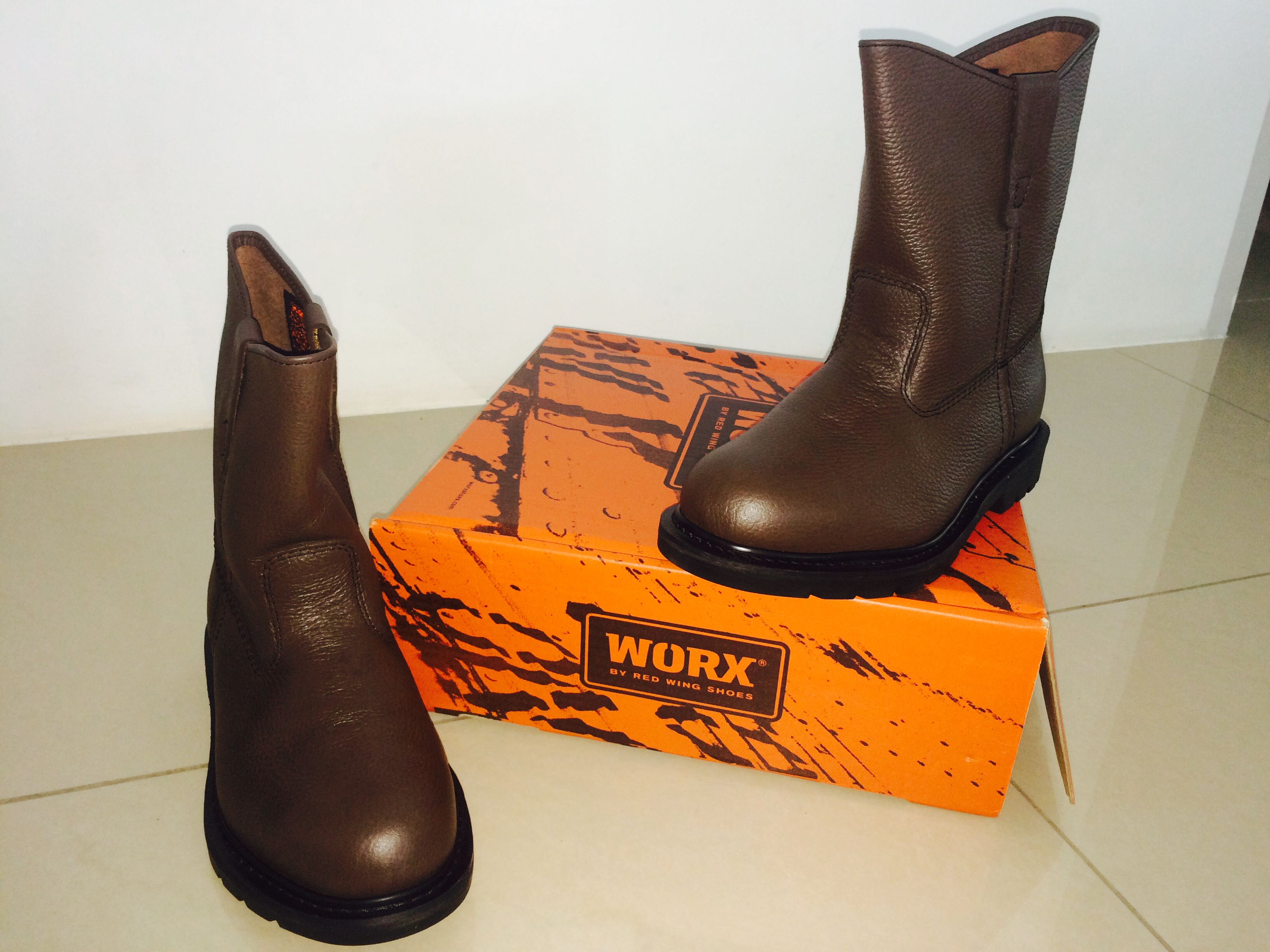 a9ea267d235 WORX by Red Wing