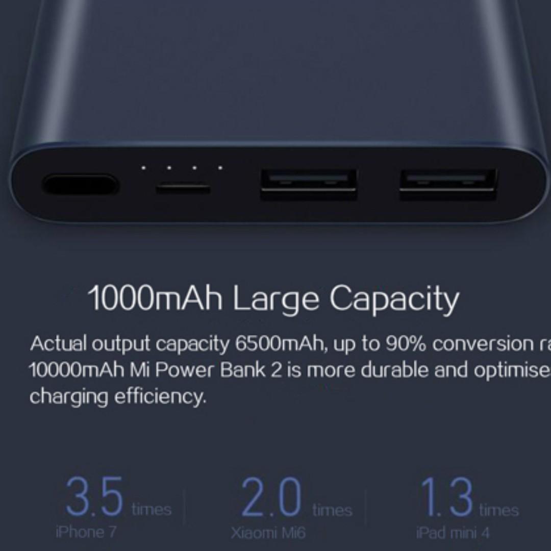 Promo Powerbank Xiaomi 10000 Mah Update 2018 Steam P 105 Cm T 15 Balap Alloy Standart 254 Insert 222 10000mah Mi Power Bank 2s Mobile Phones Tablets Tablet Accessories Banks Chargers