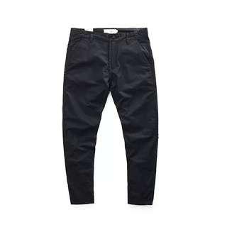 🚚 夏日出清!薄款彈性修身長褲 深藍色36腰