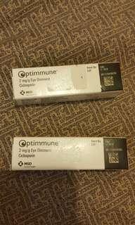 Optimmune 狗用眼膏 狗 dog 眼 eye