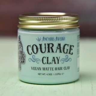 Anchors Aweigh Courage Clay
