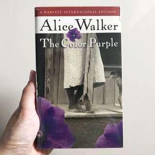 The Color Purple (by Alice Walker)