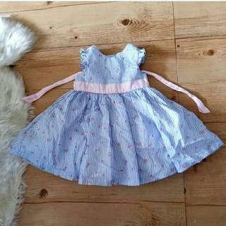 Preloved gaun anak mothercare