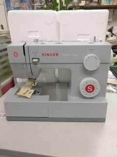 New sewing machine (thick material)