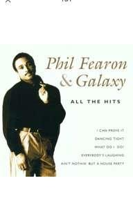 Classic CD Phil Fearon & Galaxy (Look For)