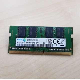 Samsung 8GB DDR4 2133Mhz Ram Laptop
