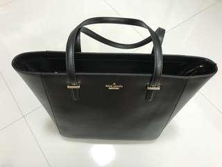 Reduced! Brand New With Receipt 100% authentic bought from Citadel Outlet in LA, USA Kate Spade Patterson Drive Yvonne Leather Bag Tote bag Black #WKRU5279