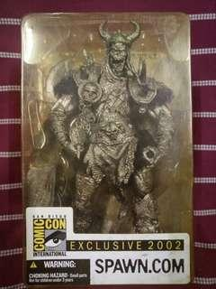 Mcfarlane Spawn the bloodaxe SDCC exclusive