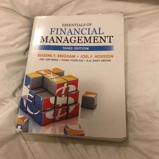 🚚 Essentials of Financial Management (third edition)
