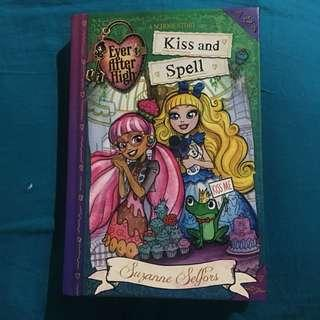 Ever After High Kiss and Spell