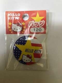 Hello Kitty 襟章(單個)