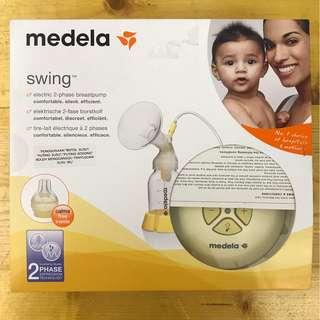 PRELOVE : Medela Swing Breastpump