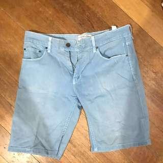 Zara Man Shorts