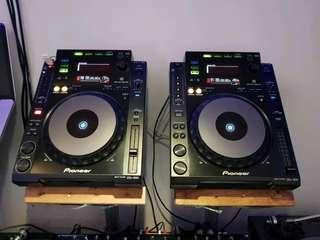 Pionner CDJ900 DJ 設備 音響 視聽
