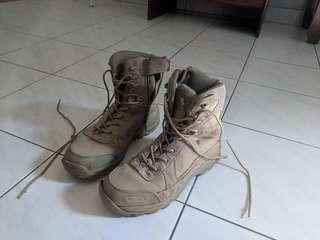 Tactical boots Under armour not delta 511