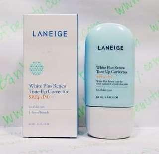 Laneige WPR tone up corrector spf 40 PA+++
