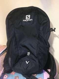 正版Salomon backpack Trial 20