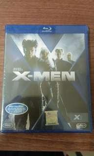 Blu ray X-men (2 discs)