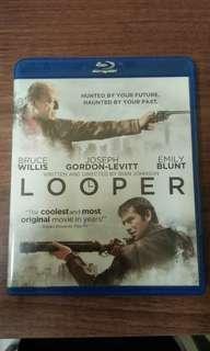 Blu ray Looper (Bruce Willis)